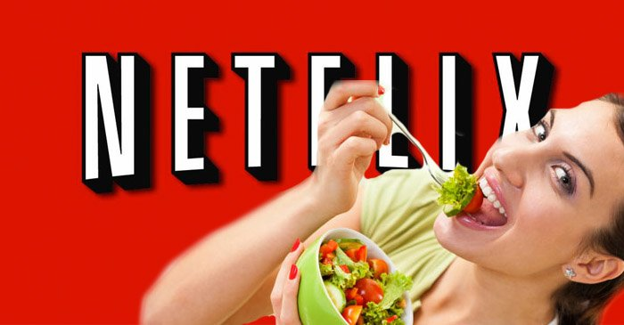 Australian Netflix is like having a fridge full of vegetarian food
