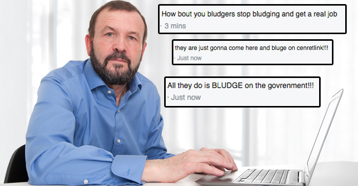 Local Baby Boomer Refers To Great Barrier Reef As A 'Bludger' On Facebook Comments