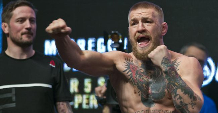 Conor McGregor's remaining brain cells blamed for shock early retirement