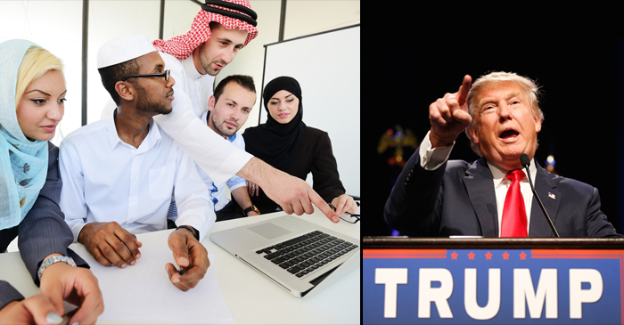 ISIS Propaganda And Marketing Team In Awe Of Trump Campaign