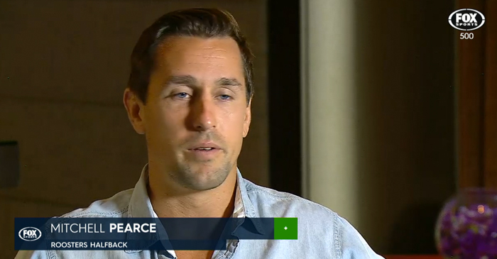 Mitchell Pearce Promises Fans That His Dog-Rooting Days Are Behind Him