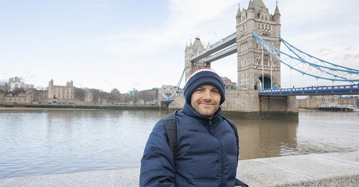 Australian Living In London Lies And Tells Himself He's Happy