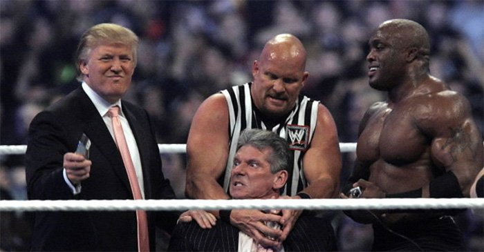 Next Republican Debate To Take Place Inside Cage At WrestleMania 32