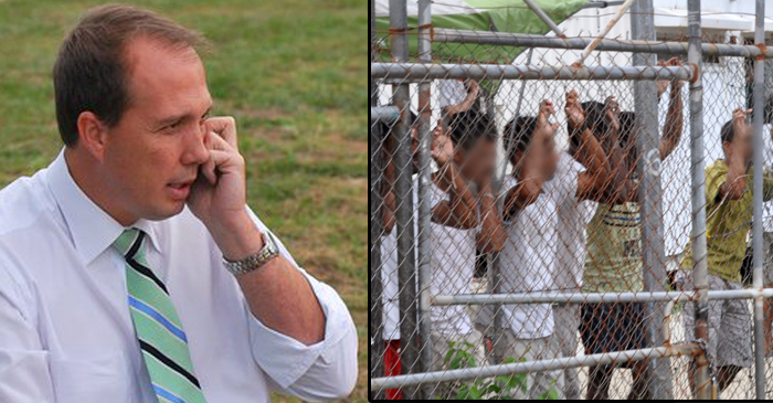 Dutton calling to see if any other poor Pacific nations are keen to break international law