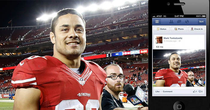 Facebook To Trial 'No Jarryd Hayne News' Feature Ahead Of NFL Season