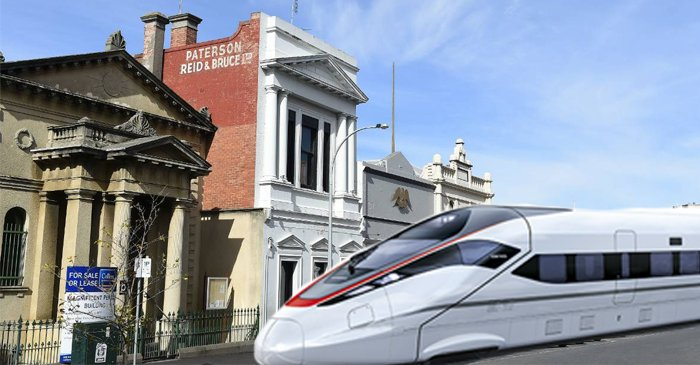 7 Aussie Towns That We Could Get Rid Of With A High-Speed Railway