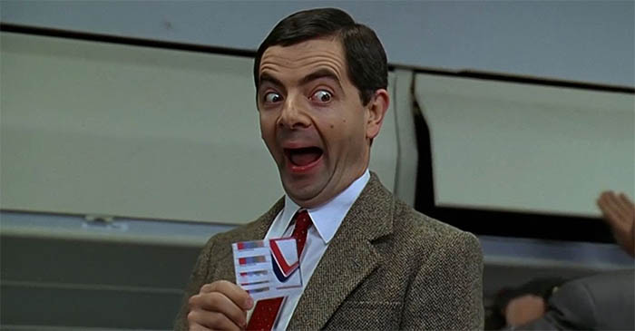 Report concludes that Mr Bean scares the shit out of today's children