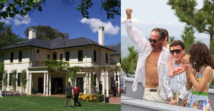 Barnaby Joyce and The Nationals host 'outrageous' house party at The Lodge