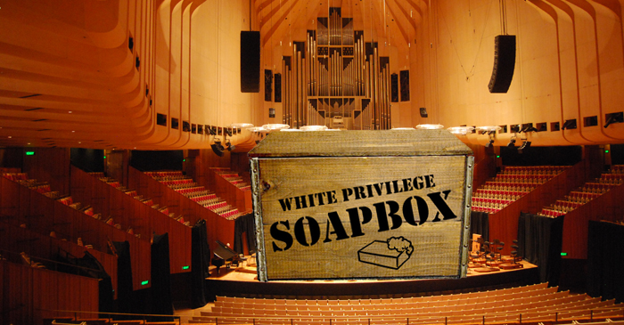Sydney Opera House Struggling To Remove Giant Soap Box After TedX Event