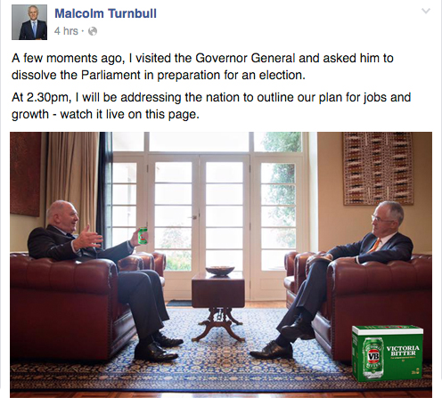 Turnbull fb post
