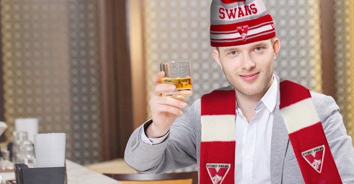 Neighbourhood Fuck Boy Posts Facebook Status Asking To Borrow A Swans Scarf