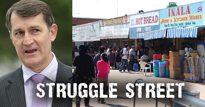 Brisbane Mayor Threatens Struggle Street Producers With Violence