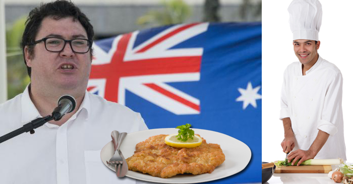George Christensen MP Calls For Ban On All Migrants Except Nepalese Kitchen Staff
