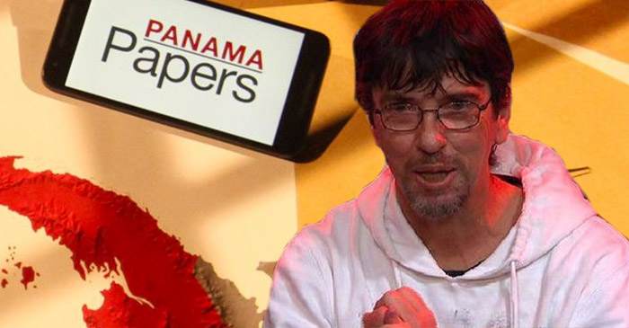 Q&A's Duncan Storrar named in Panama Papers