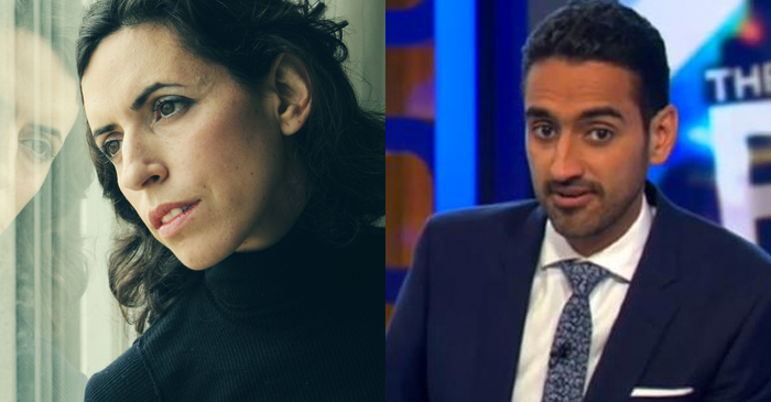 Local Vegan torn between pleasing Waleed Aly and not consuming dairy products