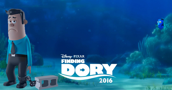 Director's cut of 'Finding Dory' stars Eric Bana as voice of murdered climate scientist