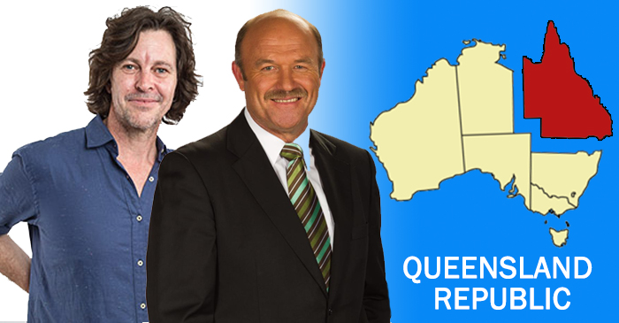 "Bernard Fanning, Wally Lewis Join Long List Of Queenslanders Calling For A ""Quexit"""