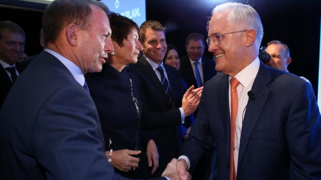 Abbott Says Turnbull Should Be Focusing On Bizarre Religious Issues That Only Concern Old People