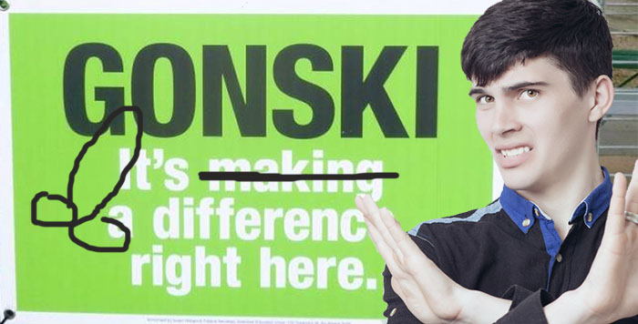 Local dumb cunt opposes Gonski plan