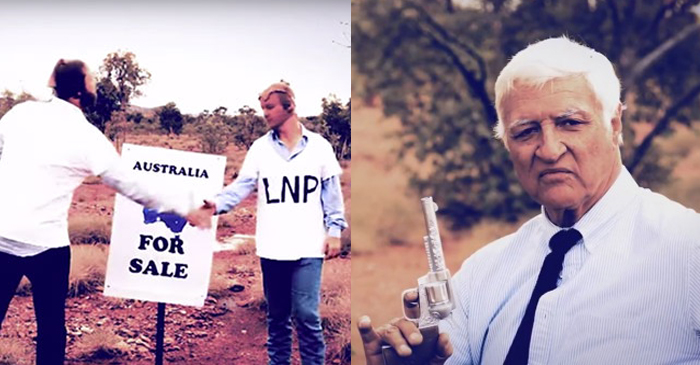 Betoota Advocate's Official Statement: Our Appearance In Bob Katter's Campaign Video