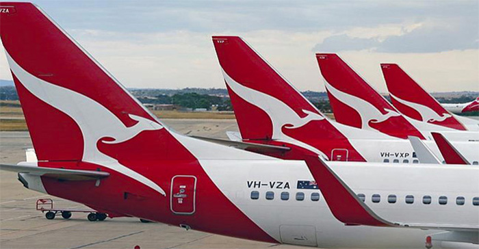 Local man only flies with Qantas because he doesn't want to die