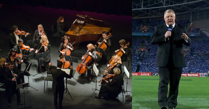 NRL Orchestra Told To Give It All They've Got For Gus Gould's Pointless Game III Pep Talk