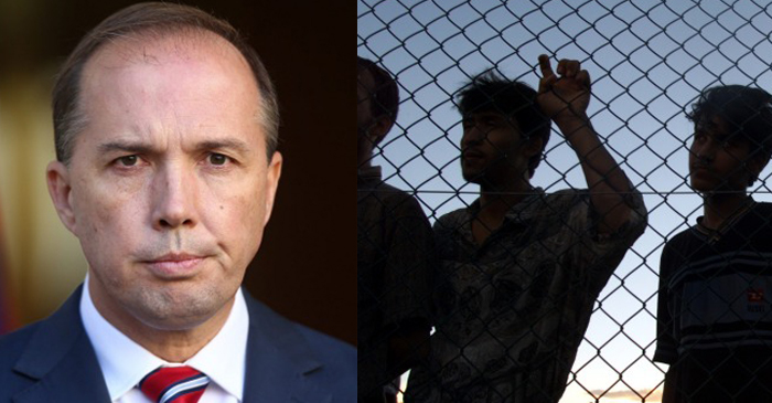 Dutton Blames Near Loss On Everything But His Track Record Of Human Rights Violations