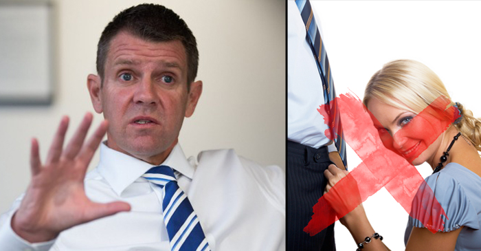 Mike Baird Bans Blowjobs