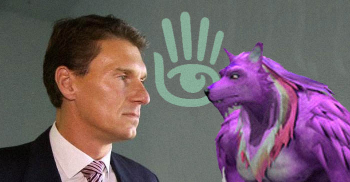 Cory Bernardi discovered playing as transgender werewolf in Second Life