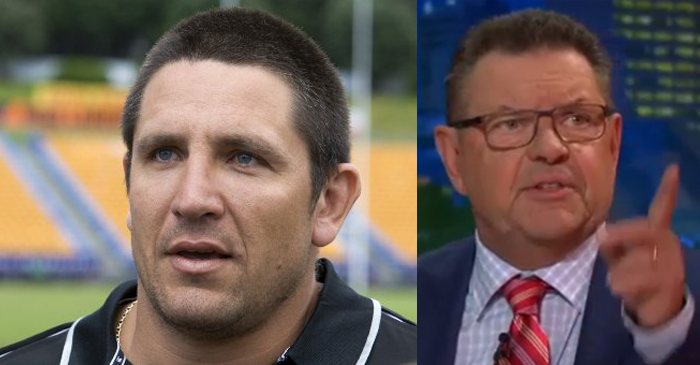 Former QLD Maroons Prop Steve Price Begs Feminists To Stop Sending Him Hate Mail