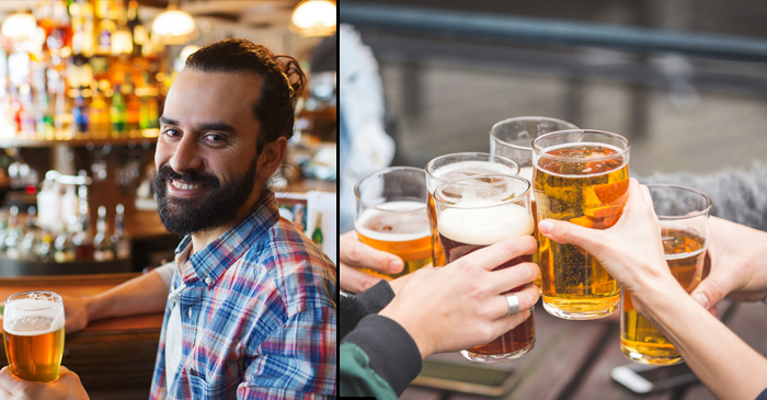 Staff Drinks Ruined By Hipster Intern's Revolting Craft Beer Selection