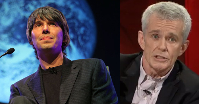 Brian Cox Not Convinced That One Nation Senator Malcolm Roberts Is Real