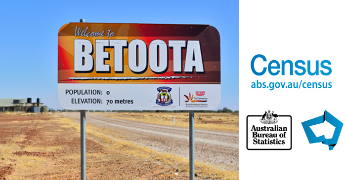 #MakeBetootaGreatAgain Goes Viral As Thousands Vow To List Betoota As Hometown In Census