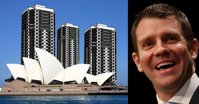Chinese Investors Show Interest As Sydney Opera House Site Is Handed Over To Property NSW