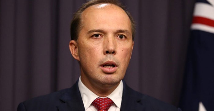 "Peter Dutton responds to the Nauru files: ""I'm fucked"""