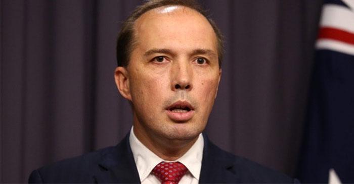 "Peter Dutton responds to the Nauru files: ""I'm fucked"""
