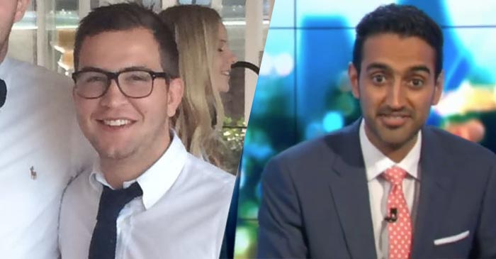 Local Leftie Hopes Waleed Aly Doesn't Notice He's Started Buying Coles Brand Milk Again