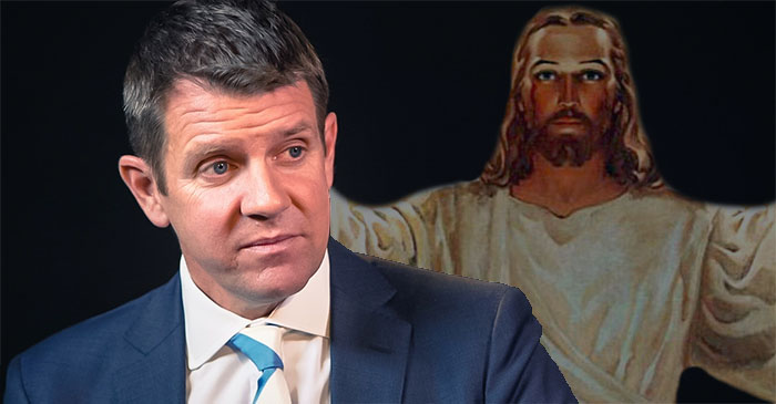 Mike Baird explains broken back was all apart of His plan