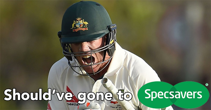 Australian cricketers set to star in national Specsavers ad camapign
