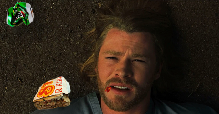 Chris Hemsworth Found Unconscious In Brisbane Park After $4 Basics At The Vic