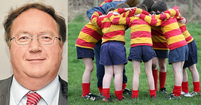 """They Can't Run Without Heads, Boys!"" Says Local Under 10s Coach"