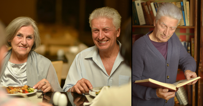 Local Dad Excuses Himself From Dinner Party For 20 Minutes To Find That Book He Likes