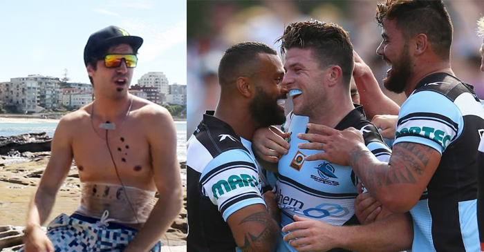 "Cronulla Local Says ""Multiculturalism Isn't Too Bad"" As Sharks Make Grand Final"