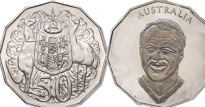 Australian Mint To Replace Queen Elizabeth With The King On All 50c Coins