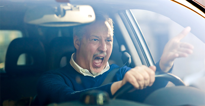 Man finds himself saying 'fucking cyclists' every time he gets behind the wheel