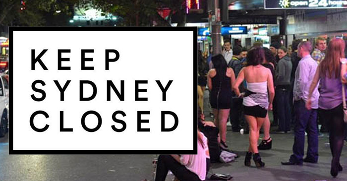 'Live music here is just pinga music': Keep Sydney Closed movement gains traction