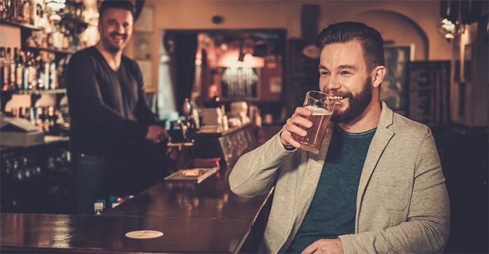 Perth man in London chuffed to find pub with cheap £11 pints