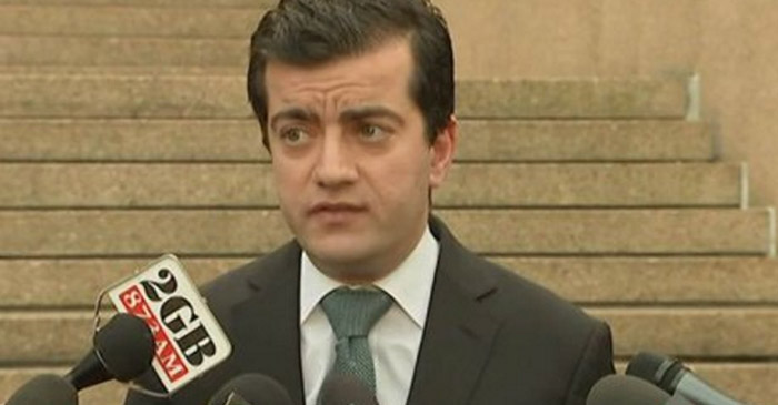 Sam Dastyari ready to talk about halal snack packs again