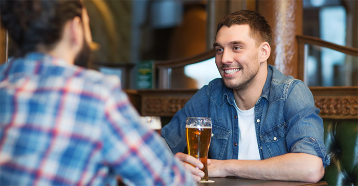 Man has 99 problems and they're all related to his alcoholism