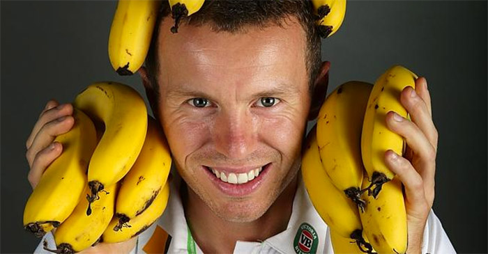 Peter Siddle to Australia's fast bowlers: 'You guys should be eating more bananas'